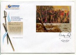 ARGENTINA - BICENTENARIO DE LA RECONQUISTA  DE BUENOS AIRES. AÑO 2006 SOBRE PRIMER DIA ENVELOPE FDC - LILHU - Otros