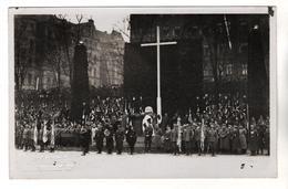 +784, FOTO-AK, WK II, Adolf Hitler In Nürnberg - Weltkrieg 1939-45