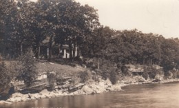 Gordon Island Ontario Canada, 1 Of Thousand Island Group, C1910s Vintage Real Photo Postcard - Thousand Islands