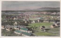 Whitehorse Yukon Canada, View Of City C1920s/30s Vintage Postcard - Yukon