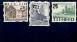 NORFOLK ISLAND1960: Michel37-9mnh** Cat.Value $29 - Norfolk Island