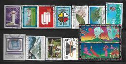 C104 Nations Unies De Genève Lot De 15 Tmbres Obl. - Autres - Europe