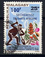 MADAGASCAR - N° 530° - SÉCHERESSE, SOLIDARITÉ AFRICAINE - Madagaskar (1960-...)