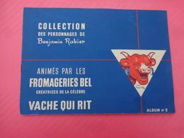 Catalogue La Vache Qui Rit VIDE N°2 Fromageries BEL Benjamin Rabier -1- - Unclassified
