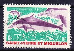 SAINT PIERRE ET MIQUELON 1969 YT N° 394 Obl. - St.Pierre Et Miquelon
