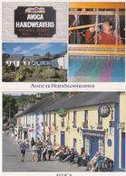 Avoca Handweavers Ireland 2x Irish Postcard S - Ireland