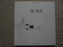 Occasion - Livre En Braille Le Nid Par Stéphanie Tabet Bayard 2008 - Boeken, Tijdschriften, Stripverhalen