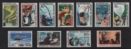 Australie - Territoire Antarctique - N°8 à N°18 - Cote 120€ - * - Neufs Avec Charniere - Unused Stamps