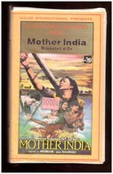 VHS Video. Indian Movie. Moyher India. 1957. Nargis. Sunil Dutt. Neuve. Under Blister. - Dramma