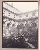 SANTIAGO De COMPOSTELA Hospital Real 1929 Photo Amateur Format Environ 7,5 Cm X 5,5 Cm - Plaatsen