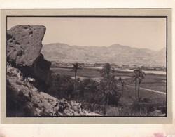 CUEVAS DEL ALMANZORA  Espagne 1935 Photo Amateur Format Environ 7,5 Cm X 5,5 Cm - Places