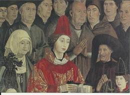 Portugal Postcards 600 Years Prince Henry Birth - St Vincent Panels - Personajes Históricos