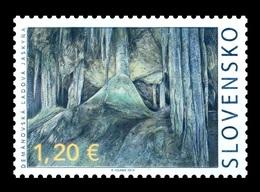 Slovakia 2019 Mih. 876 Beauties Of Our Homeland. Demanovska Ice Cave MNH ** - Slovaquie