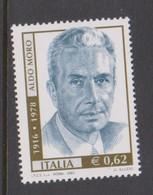 Italy Republic S 2690 2003 Aldo Moro 25th Anniversary Death, Mint Never Hinged - 6. 1946-.. Repubblica