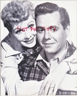 LUCILLE  BALL  AND DESI  ARNAZ    Unsigned  STUDIO  PHOTO - Autographs