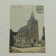 GOUVY - L'Eglise - Envoyée - Gouvy
