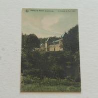 HABAY LA NEUVE - Le Château Du Pont D'oie - Non Envoyée - Edit. Nels Couleur N° 107 Au Verso - Habay