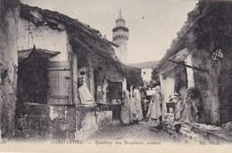 Algérie - Constantine - Quartier Des Bouchers Araves - Constantine