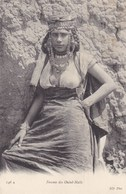Algérie - Femme Des Ouled-Naïls - Sidi-bel-Abbes