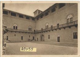 Emilia Romagna-piacenza-vigolzone Differente Veduta Castello Di Vigolzone Anni 30 (vedi Retro) - Italie