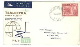 19214 - NADI AIR PORT - Fidji (...-1970)