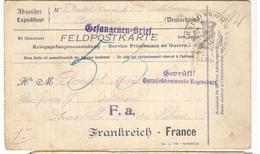 19221 - Camp De REGENSBURG - Marcophilie (Lettres)