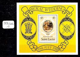 STE LUC YT BF 27 En XX - St.Lucia (1979-...)