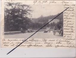 Italie - Bologna ; Villa Spada A S. Luca (carte Précurseur De 1901) - Bologna