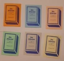 ALTE SCHACHTEL - Boites D'allumettes - Etiquettes