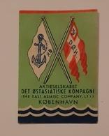 THE EAST ASIATIC COMPANY LT. - Boites D'allumettes - Etiquettes