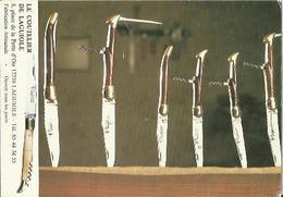 8916 CPM Le Coutelier De Laguiole - ( Couteau Couteaux ) - Knives/Swords