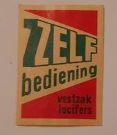 ZELF - Matchbox Labels