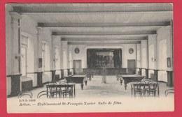 Arlon - Etablissement St-François Xavier - Salle Des Fêtes - 1908  ( Voir Verso ) - Arlon