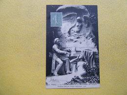 PARIS. Le Parc Monceau. Le Monument De Chopin. - Parcs, Jardins
