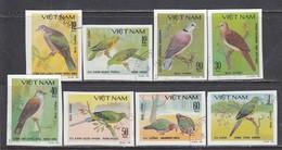 Vietnam 1981 - Birds Doves - Imperforated, Canceled - Vietnam