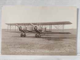 Aéroplane Caudron. Type C-21 - 1914-1918: 1ère Guerre