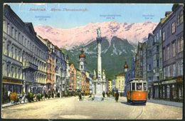 Innsbruck - Maria-Thersienstraße - Innsbruck