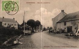 BELGIQUE - MOMIGNIES RUE DES ARSILLIERES - Bélgica