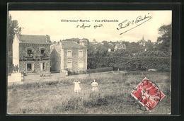 CPA Villiers-sur-Marne, Vue D` Ensemble - Villiers Sur Marne