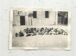 Photographie ,  SCOUTISME , 90 X 60 , Louveteaux - Personnes Anonymes