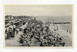 Canvey Island (Regno Unito) - The Beach - Animata - Non Viaggiata - (FDC16038) - Inghilterra