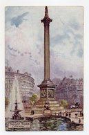 London (Regno Unito) - Trafalgar Square - Viaggiata Per Levico (Trento) Nel 1906 - (FDC16039) - Trafalgar Square