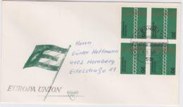 Germany 1971 FDC Europa CEPT   (G56-45) - Europa-CEPT