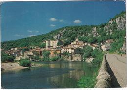 Vogue En Vivarais - Vue Générale Et Le Chateau - (Ardèche) - Largentiere