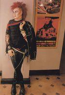 Punk Rock Rocker By Nelson Japanese 1986 Madame Tussauds Waxwork Postcard - Fashion