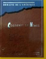10857 - Domaine De L'Amérique Coatièresde Nîmes - Andere