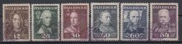 OOSTENRIJK - Michel - 1935 - Nr 617/22 - Gest/Obl/Us - Usati