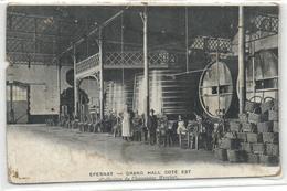 EPERNAY  GRAND HALL COTE  EST - Epernay