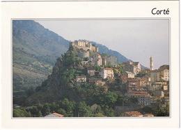 Corté - Vue Générale - (Corse) - Corte