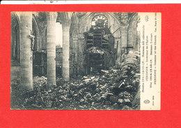 80 PERONNE Cpa Intérieur De L ' Eglise    65 Eme Série 1605 Edit ELD - Peronne